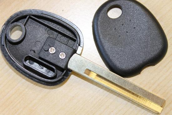 Бланк ключ Hyundai, new key profile арт.KHd026